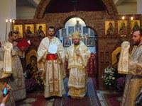 Sfântul Ierarh Nectarie prăznuit la noua Catedrala Episcopală din Oradea