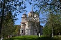 Sfântul Ierarh Nectarie proclamat ca ocrotitor al noii biserici de la Mănăstirea Izbuc