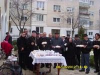 Sfântul Ierarh Nicolae, ocrotitorul Bisericii Albastre din Oradea