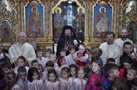 Sfântul Ierarh Nicolae sărbătorit în parohia Oradea-Vii