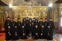 Sfântul Ierarh Sofronie, Patriarhul Ierusalimului, cinstit la Centrul Eparhial al Episcopiei Oradiei