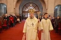 Sfântul Ierarh Spiridon al Trimitundei cinstit la Catedrala din Oradea