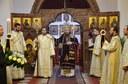 Sfântul Ierarh Spiridon al Trimitundei prăznuit la  Catedrala Episcopală din Oradea