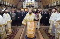 Sfântul Ierarh Spiridon prăznuit la Oradea