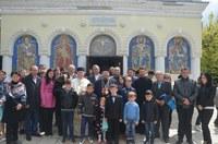 Sfântul Mare Mucenic Gheorghe prăznuit la biserica parohială din Oradea-Vii