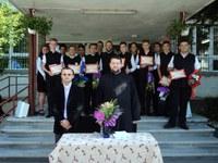 """Sfârşit de an şcolar la Liceul Ortodox """"Episcop Roman Ciorogariu"""" din Oradea"""