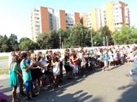 Sfârşit de an şcolar la Liceul Ortodox din Oradea