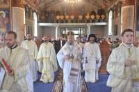 Sfinții Apostoli Petru și Pavel cinstiți la Mănăstirea Stâna de Vale