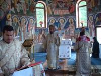 Sfinţii Apostoli Petru şi Pavel sărbătoriţi la Mănăstirea Stâna de Vale