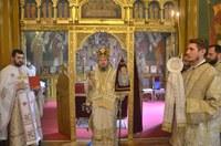Sfinţii Ierarhi Ilie Iorest, Sava Brancovici şi Simion Ştefan, Mitropoliţii Transilvaniei, prăznuiţi la Centrul Eparhial al Episcopiei Oradiei