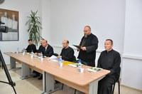 Sfinţii Împăraţi Constantin şi Elena omagiaţi la Facultatea de Teologie Ortodoxă din Oradea