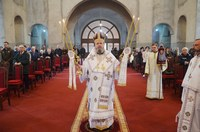 Sfinții Împărați Constantin și mama sa Elena cinstiți la Catedrala Episcopală din Oradea