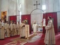 Sfinţii Împăraţi Constantin şi mama sa Elena prăznuiţi la Oradea