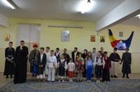 """Sfinții Martiri Brâncoveni, comemorați prin teatru  la Liceul Ortodox """"Episcop Roman Ciorogariu"""" din Oradea"""