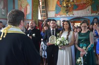Sfinții Români serbați la biserica din Telechiu
