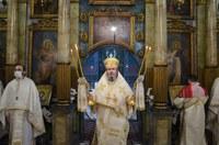 Sfinții Trei Ierarhi, ocrotitorii învățământului teologic ortodox, serbați la Catedrala veche din Oradea, necropolă episcopală