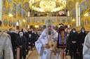 Sfințirea lucrărilor de restaurare și înnoire la biserica parohiei Margine din protopopiatul Marghita