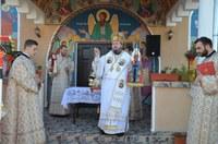 Sfinţirea noii biserici din filia Gradinari a parohiei Drăgăneşti