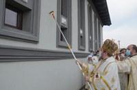 Sfințirea noii biserici din parohia Boianu Mare