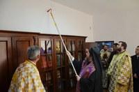 Sfințirea sediului renovat al Protopopiatului Beiuș