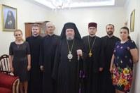 Sfințirea sediului renovat al Protopopiatului Oradea