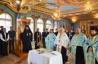 Simpozion dedicat educației religioase a tineretului și  Sfântului Ierarh Martir Antim Ivireanul la Oradea