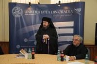 Simpozion dedicat Sfantului Maslu la Facultatea de Teologie din Oradea