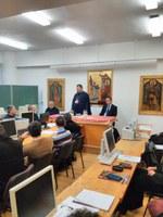 Simpozion național Sfântul Ioan Gură de Aur - modelul păstorului,  teologului și filantropului creștin la Oradea