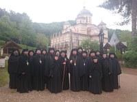 Sinaxă monahală în Eparhia Oradiei