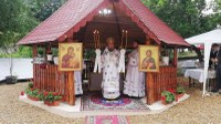 Slujire arhierească în parohia Oradea-Izvorul Tămăduirii