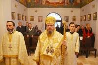 Slujire arhierească la Băile Felix de praznicul Tăierii-împrejur cea după trup a Domnului