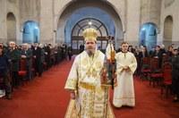Slujire arhierească la Catedrala Episcopală din Oradea în Duminica a doua după Paşti