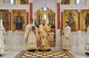 Duminica a douăzeci și șasea după Rusalii la Catedrala Episcopală din Oradea