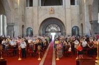Slujire arhierească la Catedrala Episcopală din Oradea în Duminica a noua după Rusalii