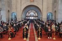 Slujire arhierească la Catedrala Episcopală din Oradea