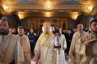 """Slujire arhierească la Facultatea de Teologie Ortodoxă  """"Episcop Dr. Vasile Coman"""" din Oradea"""