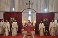 Slujire arhierească și concert de colinde la Catedrala Episcopală din Oradea