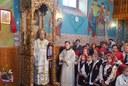 Slujire arhierească și manifestare culturală dedicată satului românesc la Vadu Crișului