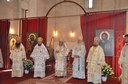 Slujire istorică la noua Catedrală Episcopală din Oradea