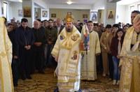 Slujiri arhiereşti în Protopopiatul Tinca din Eparhia Oradiei  în Duminica a patra după Paşti