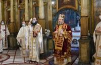 Soborul preoților Bisericii cu Lună din Oradea s-a îmbogățit cu un nou slujitor