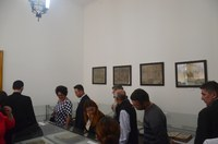 Sute de vizitatori la Muzeul Episcopiei Oradiei