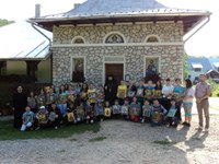 Tabără de creaţie religioasă în Episcopia Oradiei