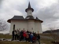 Tabără de iarnă pentru tinerii Parohiei Brătești din Episcopia Oradiei
