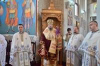 Tăierea împrejur cea după Trup a Domnului prăznuită la Oradea