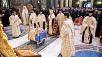 TE DEUM în Catedrala Patriarhală şi în bisericile din Patriarhia Română  la aniversarea Unirii Principatelor Române