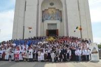 Tineri ortodocși bihoreni reuniți în anul aniversării Centenarului Marii Uniri