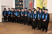 Tinerii teologi orădeni au depus jurământul de credinţă