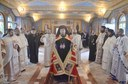 Troița de Arhierei cinstită la Facultatea de Teologie Ortodoxă Episcop Dr. Vasile Coman din Oradea