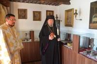 Un deceniu de la sfințirea pietrei fundamentale  a bisericii parohiale din Băile Felix